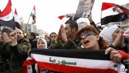 Оппозиция сообщает о десятках погибших в Сирии