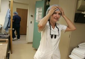 В Британии проходит первая за 40 лет забастовка врачей