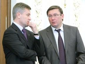 Луценко: СБУ - личная гвардия Балоги