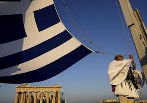 Премьер Баварии не исключил выход Греции из еврозоны