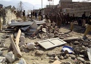 При взрыве в Пакистане погибли американские военные инструкторы