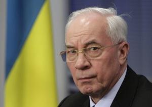 Азаров в интервью ВВС Україна: Покупайте гречки столько, сколько хотите