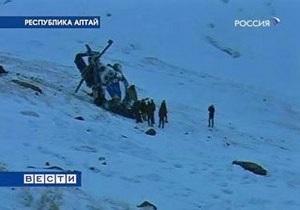 Полпреда президента РФ, погибшего на Алтае, обвинили в браконьерстве