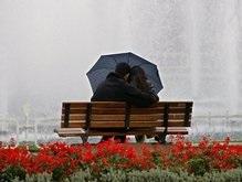 Завтра Украину зальют дожди
