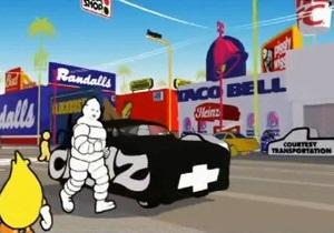 В получившем Оскар короткометражном мультфильме фигурируют 2,5 тысячи брендов