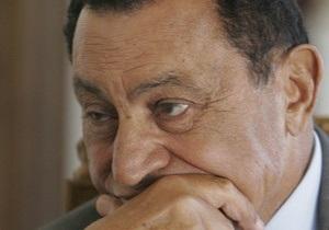 Состояние здоровья Мубарака резко ухудшилось