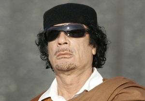 Ливийские повстанцы сообщили о смерти старшего сына Каддафи