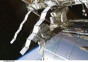 Новости США - космос - МКС - Американские астронавты должны найти утечку аммиака на МКС за 6,5 часов