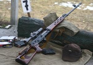 Более трех миллионов украинцев нелегально владеют огнестрельным оружием - эксперт