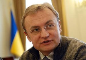 Мэр Львова дал интервью изданию Корреспондент