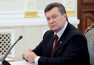 Янукович выразил соболезнования в связи с гибелью людей в результате взрыва в Минске