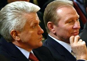 Кучма считает, что Литвина не следует вызывать на допрос