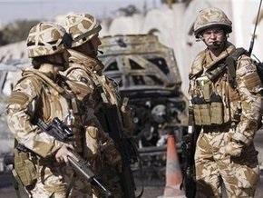 Британские и австралийские войска останутся в Ираке до июля