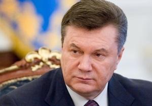 Янукович обвинил предшественников в том, что украинцы не верят власти