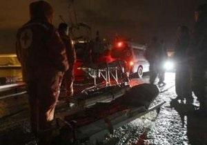 Крушение сухогруза у берегов Ливана: пропавшими числятся 64 моряка