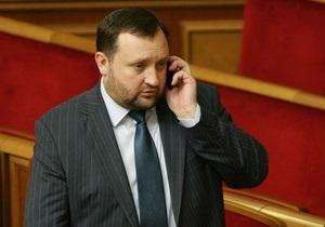 Арбузов - СМИ - Азаров - Журналистам предлагают снять новость об указаниях пресс-службы Арбузова за деньги