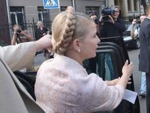 Тимошенко отказалась от сопровождения ГАИ во время поездок