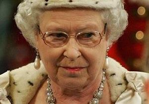 Елизавета II пропустила службу в честь Дня Содружества