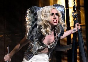 СМИ: Lady GaGa выступит в Санкт-Петербурге