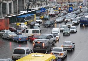 ГАИ составила список самых угоняемых автомобилей в Украине