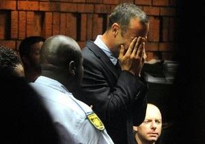 Против Писториуса возбуждено еще одно уголовное дело