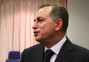 Янукович назвал Колесникова  одним из самых ярких политиков  и поздравил его с 50-летием