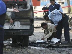 В результате двух терактов в Ираке погибли более 30 человек