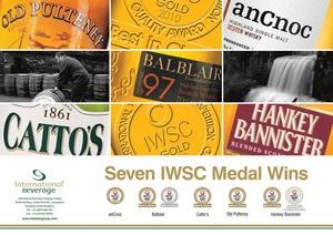 Легендарные шотландские виски