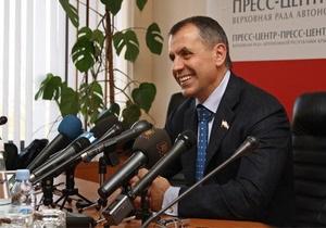 Крымский спикер рассказал, как Бог помог ему с карьерой