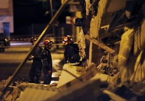 Фотогалерея: Сильнейшее за полвека. В Испании произошло разрушительное землетрясение