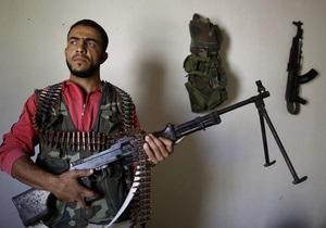 Саудовская Аравия купила в Хорватии оружие для Сирии