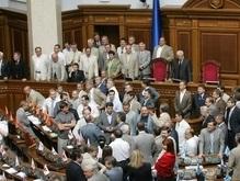 Партия регионов: БЮТ намерен заблокировать работу парламента
