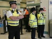 Британские полицейские потеряли имущества на 1,5 млн долларов