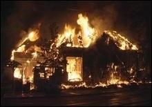 Пожар в Киеве унес жизни четырех человек