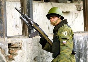 Перестрелка в Ингушетии: убиты 10 боевиков