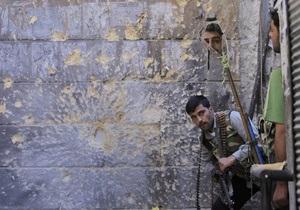 Десятки военных погибли в результате взрыва в Дамаске