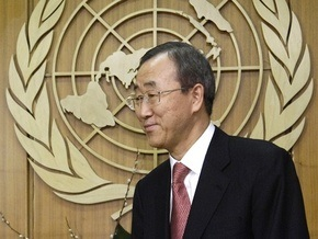 Генсек ООН назвал главные проблемы современности