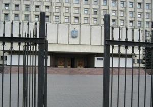 Центризбирком Украины зарегистрировал 13 российских наблюдателей