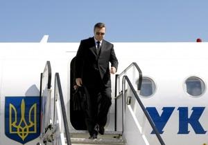 Янукович планирует посетить Львов