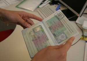 В 2010 году украинцам выдали более миллиона шенгенских виз