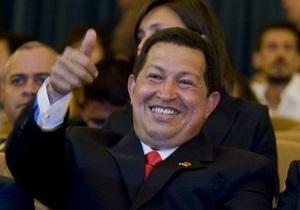 Чавес придумал имя для щенка от Путина
