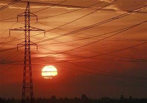 Украина увеличила экспорт электроэнергии почти на 19%