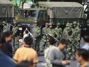 Межэтнические столкновения в Урумчи: шесть человек приговорены к смертной казни