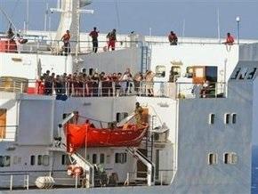 Судовладелец обеспокоен вмешательством в переговоры по Фаине американской авантюристки