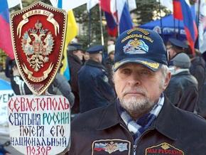 Глава горсовета Севастополя обещает развивать русский язык вопреки кризису