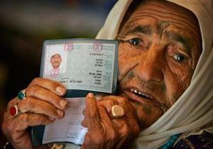 В Афганистане умерла долгожительница в возрасте 136 лет