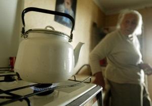 Украина надеется подписать новые газовые договора до начала отопительного сезона