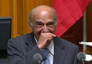 В Швейцарии министр рассмешил парламент, читая доклад об импорте мяса