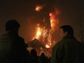 Фотогалерея: Сгоревший Мандарин