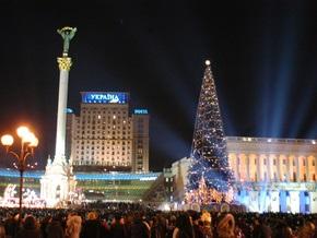 Киевскую елку впервые зажжет Санта Клаус из Лапландии